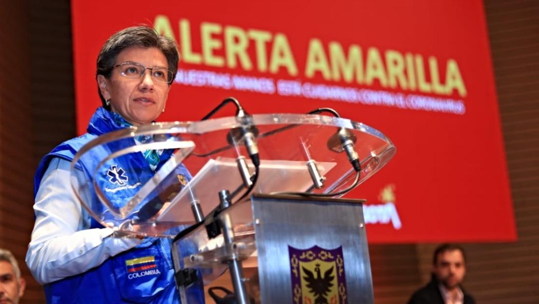 Denuncia ante las políticas asesinas de Claudia López