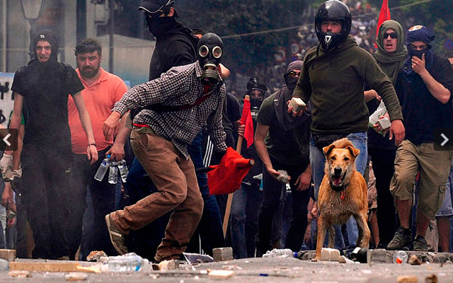 ¿Cómo podemos hacer la revolución? Lecciones de Grecia