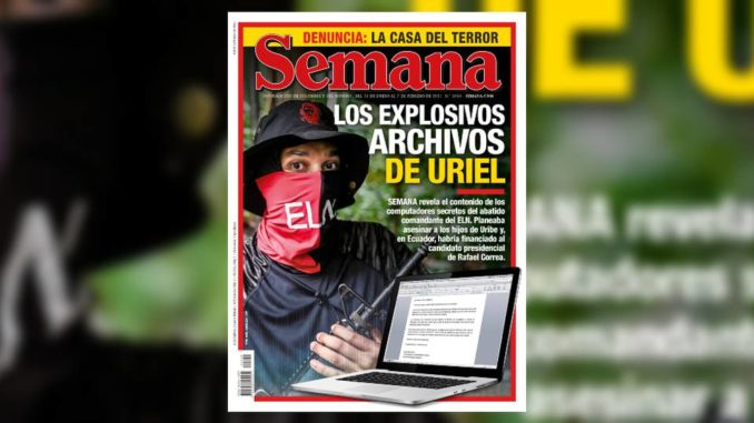 Arauz, ELN y la Fiscalía: El Gobierno colombiano interviene en la democracia ecuatoriana