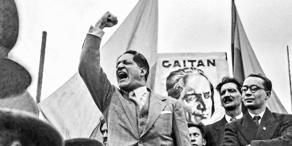 Las lecciones de El Bogotazo: el rol de Gaitán