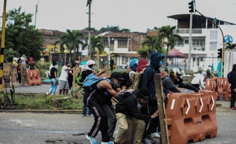 Paro Nacional: las masas colombianas protestan el robo tributario de Iván Duque