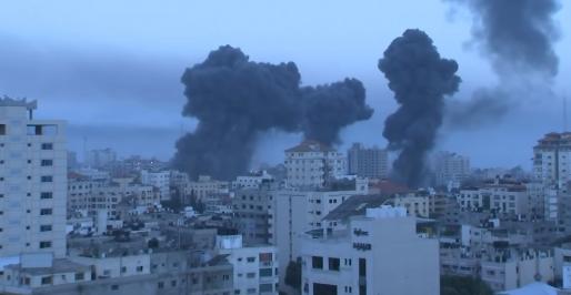 ¡Alto al bombardeo de Gaza! ¡Terminar con la ocupación! – ¡Movilización internacional en apoyo a la lucha palestina!