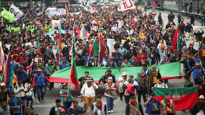 A un mes del Paro General, la única respuesta a la represión es la organización