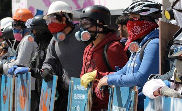 La naturaleza de la represión Colombiana y su solución: