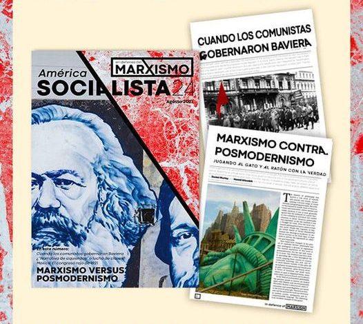 Nueva etapa de América Socialista – en defensa del marxismo (n 24)